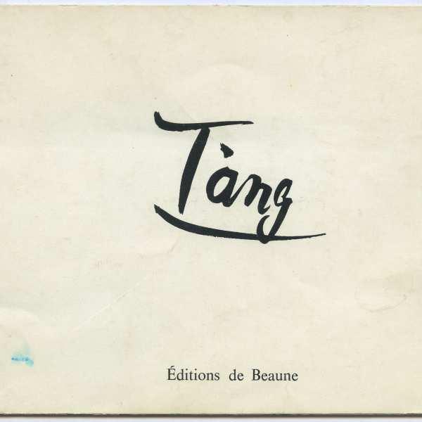 T'ang - Éditions de Beaune